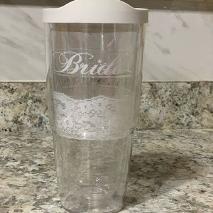 24 oz w/ LID TERVIS TUMBLER WITH BRIDE